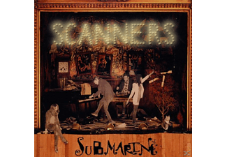 Scanners - Submarine - (CD)