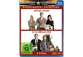 What a Man/Schlussmacher [Blu-ray]