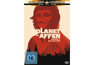 Planet der Affen – Legacy Collection - (DVD)