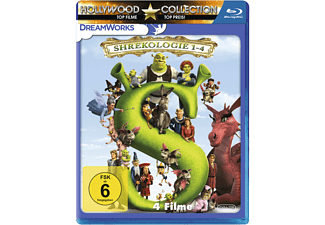 Shrek 1-4 [Blu-ray]