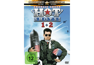 Hot Shots! 1+2 [DVD]
