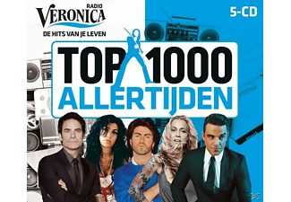 Various - Veronica Top 1000 Allertijden | CD