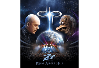 Devin Townsend Project - Ziltoid Live at the Royal Albert Hall (Blu-ray)