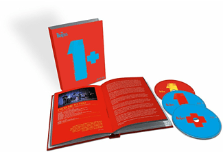 The Beatles 1 One (Deluxe Edition) CD + Blu-ray Disc