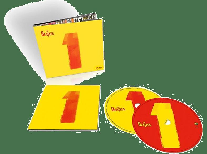 The Beatles - 1 One (CD+BD) [CD + Blu-ray Disc] τηλεόραση   ψυχαγωγία μουσική μουσική  ταινίες  βιβλία μουσική cds