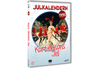 Kurt Olssons Jul Barn DVD