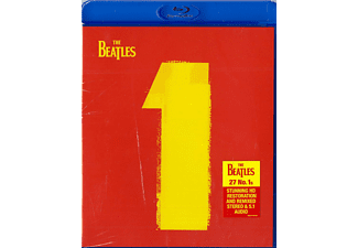 The Beatles 1 One Blu-ray