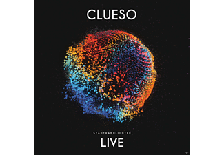 Clueso - Stadtrandlichter Live (2LP+MP3) [LP + Download]