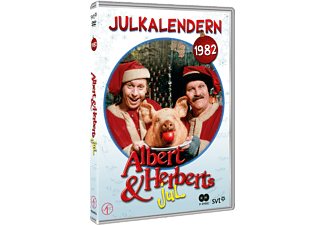 Albert Och Herberts Jul Barn DVD