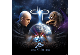 Devin Townsend Project - Ziltoid Live at the Royal Albert Hall (CD + DVD)