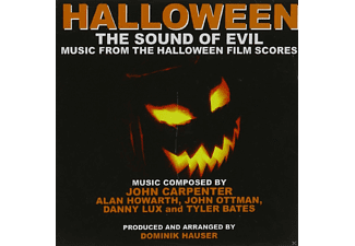 Dominik Hauser - Halloween: The Soundtrack Of Evil - (CD)