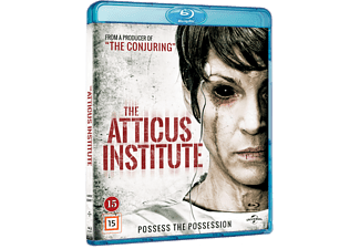 The Atticus Institute Skräck Blu-ray