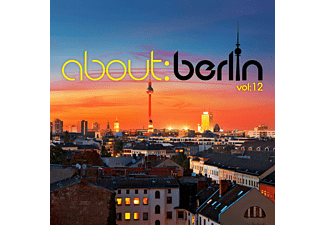 VARIOUS - About: Berlin Vol: 12 - (CD)