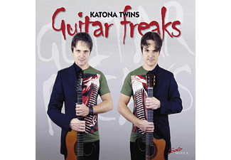 Katona Twins - Guitar Freaks - (CD)