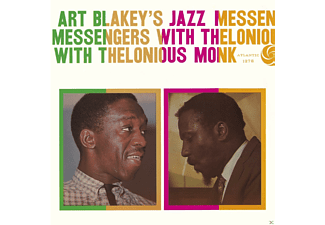 Art Blakey & Thelonius Monk - Art Blakey's Jazz Messengers With Thelonious Monk [CD]