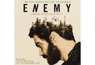 Danny Bensi, Saunder Jurriaans - Enemy - (CD)
