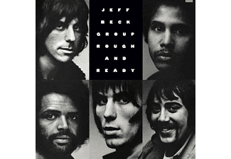 Jeff Beck - Rough And Ready - (Vinyl)