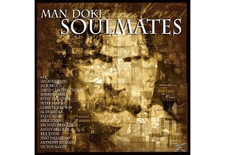 Man Doki - Soulmates [CD]