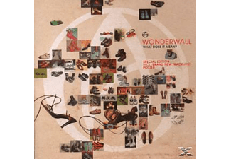 Wonderwall - What Does It Mean? - (CD)