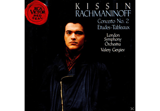 Evgeny Kissin, London Symphony Orchestra - Concerto No. 2 / Etudes-Tableaux - (CD)