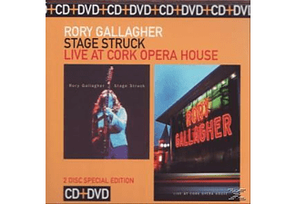 Rory Gallagher - Stage Struck - Live At Cork Opera House - (CD)