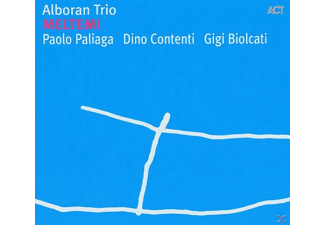 Alboran Trio - Meltemi - (CD)