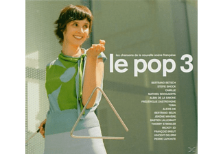 VARIOUS - Le Pop 3 - (CD)