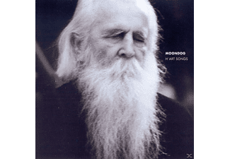 Moondog - H'art Songs [CD]
