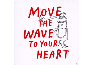 Sebastian Mullaert Pres. - Move The Wave To Your Heart [CD]