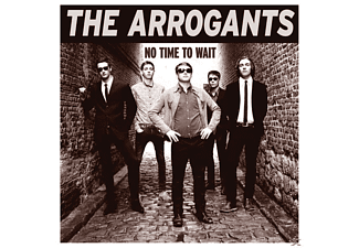 Arrogants - No Time To Wait - (CD)