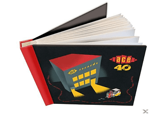 Various - Ace 40-Ace Records 40th Anniversary Box Set - (Vinyl)