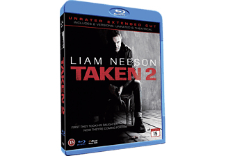 Taken 2 Action Blu-ray
