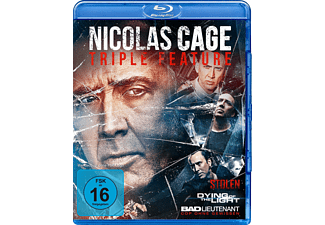 Nicolas Cage Triple Feature - (Blu-ray)