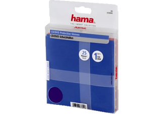 HAMA CD/DVD PP-SLE. 25 τμχ - (33800)