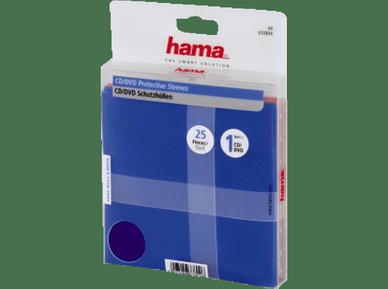 HAMA CD/DVD PP-SLE. 25 τμχ - (33800) laptop  tablet  computing  αποθήκευση δεδομένων cd  dvd  blu ray αξεσουάρ θήκες