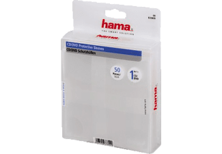 HAMA CD/DVD PP-SLE. 50 τμχ - (33809)