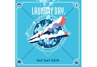 VARIOUS - Laundry Day 2015 - (CD)