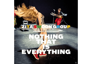 Zita Swoon Group - Nothing That Is.. - (CD)