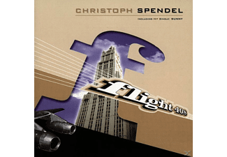 Christoph Spendel - Flight 408 - (CD)