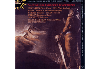 English Northern Philharmonia - Victorian Concert Overtures - (CD)