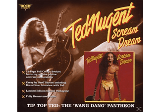 Ted Nugent - Scream Dream (Special Edition) - (CD)