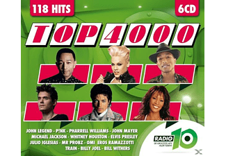 Various - Radio 10 Top 4000 | CD