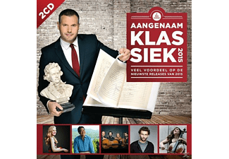 Various - Aangenaam Klassiek 2015 | CD