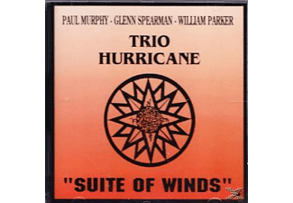Trio Hurricane, Glenn Spearman, William Parker, Murphy Paul - Suite Of Winds - (CD)