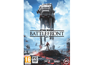 PC DVD Star Wars: Battlefront