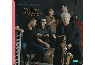 Padovani Jean Marc Motian In Motion CD