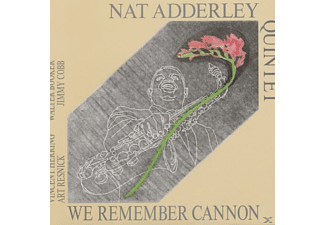 Nat Adderley Quintet - We Remember Cannon - (Vinyl)