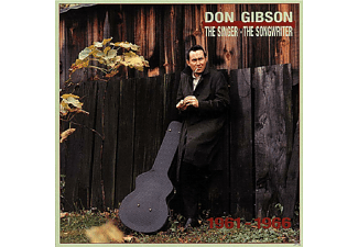 Don Gibson - Vol.2, Singer, Songwriter   4- - (CD)
