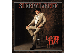 Sleepy Labeef - Larger Than Life   6-Cd & Book - (CD)