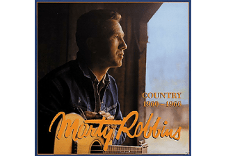 Marty Robbins - Country 1960-1966    4-Cd & Book - (CD)